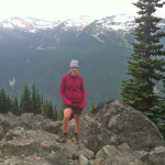 Hiking in Whistler, BC, Canada