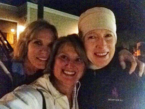 OK, the photo quality isn't great, but the expressions made me want to share this memory from my getaway weekend in Destin. Belynda Adams and Jan Troncale helped make sure it was a relaxing few days for me.